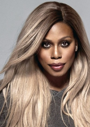 Laverne Cox as The Wicked Witch of the West in The Wizard of Oz