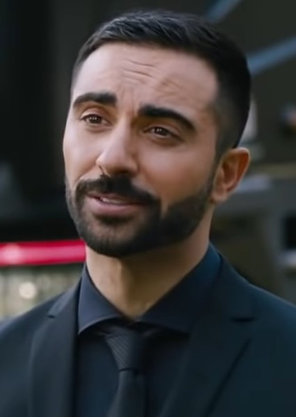 Lee Majdoub as Agent Stone in Sonic The Hedgehog 2