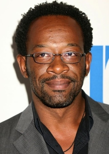Lennie James as Poseidon in Olympia