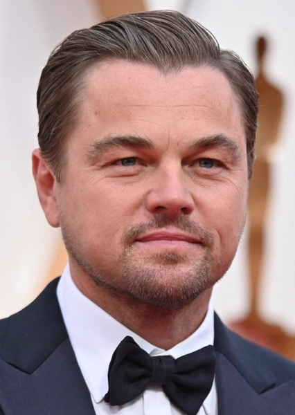 Leonardo DiCaprio as Actors in Best Actors Of All Time