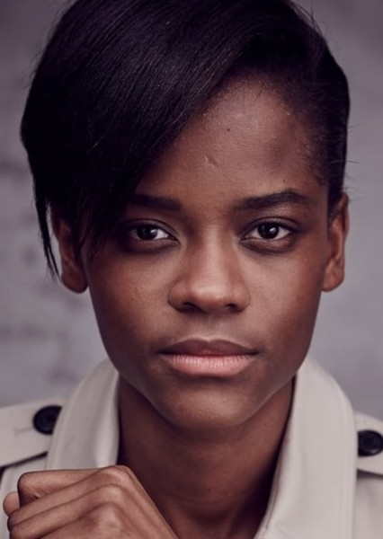 Letitia Wright as Shuri in Black Panther: Two Kings
