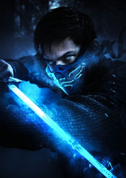 Lewis Tan as Sub-Zero II in Mortal Kombat II (Update!)