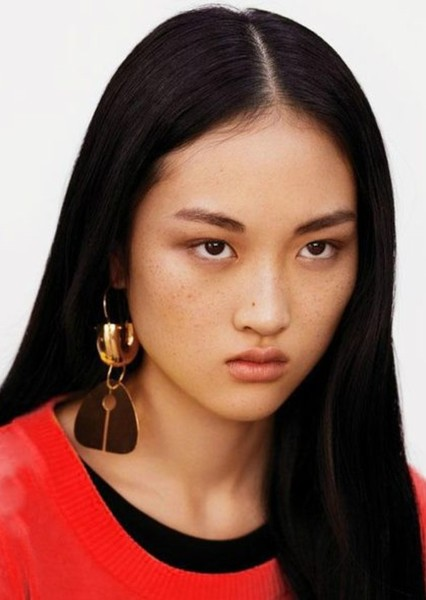 Li Jingwen as Azula in Avatar the last airbender