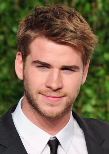 Liam Hemsworth as Darius in House Of Night Series
