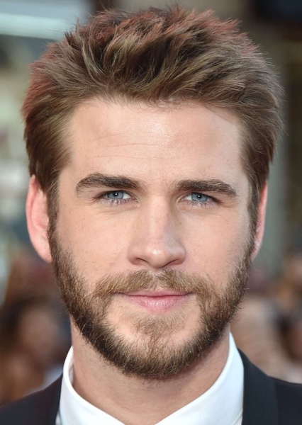 Liam Hemsworth as Mase Colt Manning in Fallen too Far (Rosemary Beach Series)
