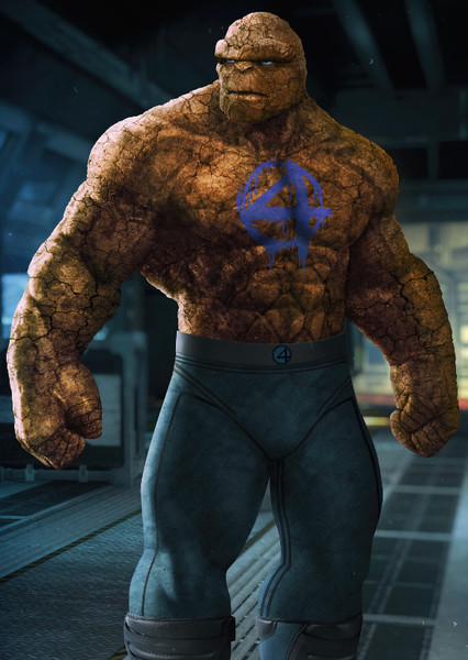 Liev Schreiber as The Thing in MCU