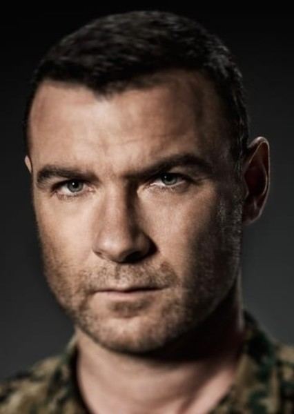 Liev Schreiber as Thanos in Alternate Marvel Cinematic Universe