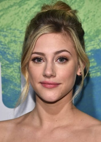 Lili Reinhart as Gwen Stacy in My Spider-man Reboot Franchise