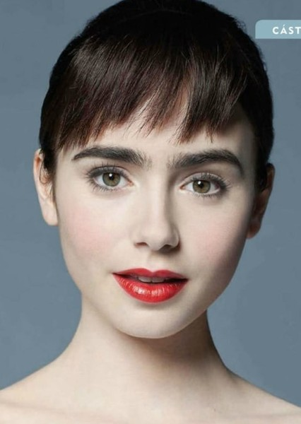 Lily Collins as Snow White in Disney Princesses