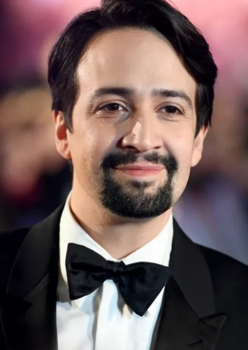 Lin-Manuel Miranda as Luigi Lucheni in Elisabeth The Musical