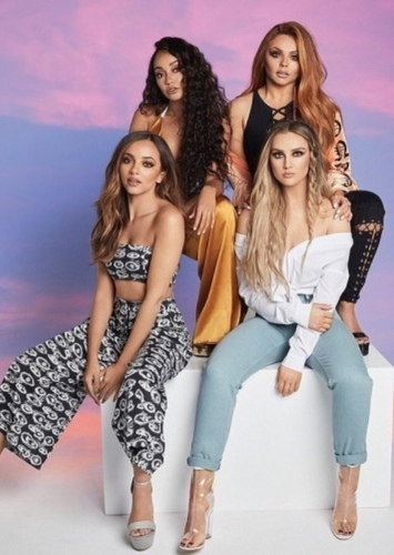 Little Mix as Music Bands in Best of the 2010s (2010-2019)