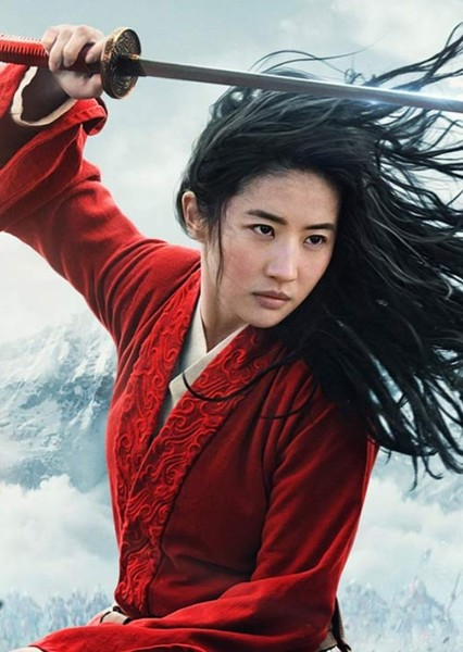 Liu Yifei as Mulan in Live Action Disney Princess and Princes