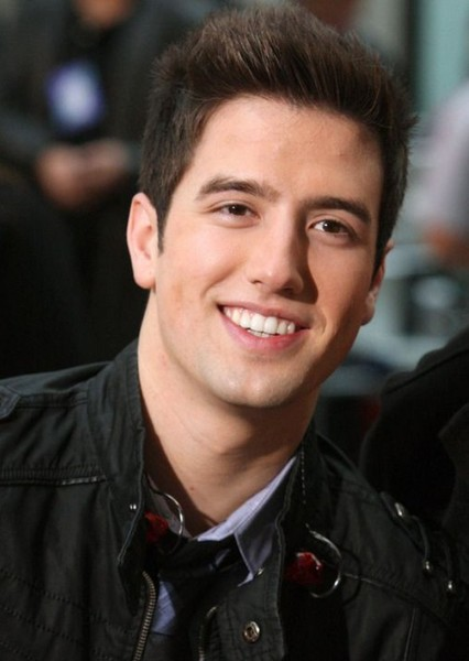 Logan Henderson as Chris Terrell Dryen in Logan Henderson