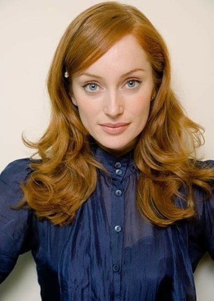 Lotte Verbeek as Poison Ivy in Batman(Never before cast)