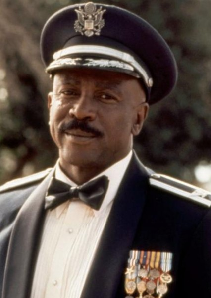 Louis Gossett Jr. as Marshal Stacker Pentecost in Pacific Rim (1983)