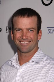 Lucas Black as Steve Trevor in Wonder Woman & Aquaman