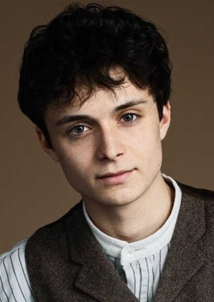 Lucas Jade Zumann as Nico Di Angelo in Percy Jackson: Heroes of Olympus (fan cast)