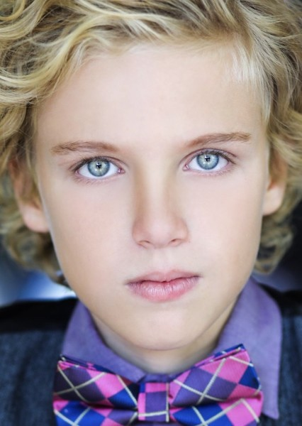 Lucas Royalty as (Young) Jace in The Mortal Instruments