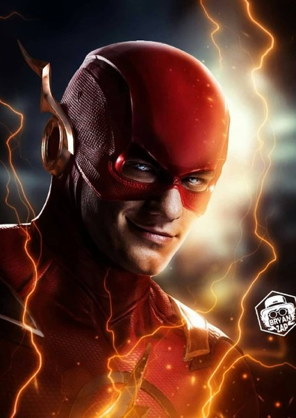 Lucas Till as The Flash in Justice League: The Braniac Initative