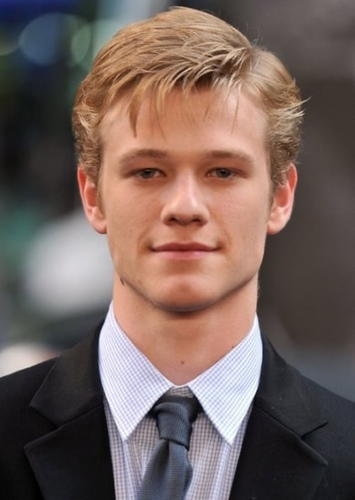 Lucas Till as Zayne in The Dark Elements