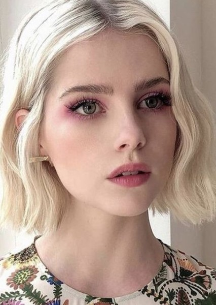 Lucy Boynton as Mary Austin in Who Wants To Live Forever