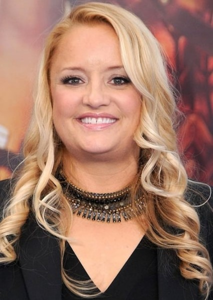 Lucy Davis as Molly Weasley in Harry Potter