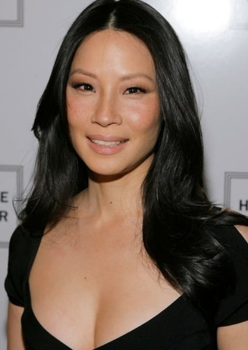 Lucy Liu as Talia Al Ghul in Batman: O Cavaleiro de Gotham