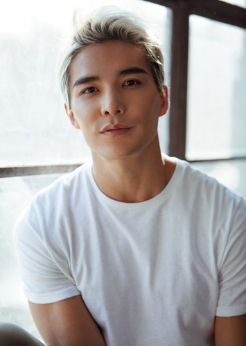 Ludi Lin as Frank Zhang in The Heroes of Olympus