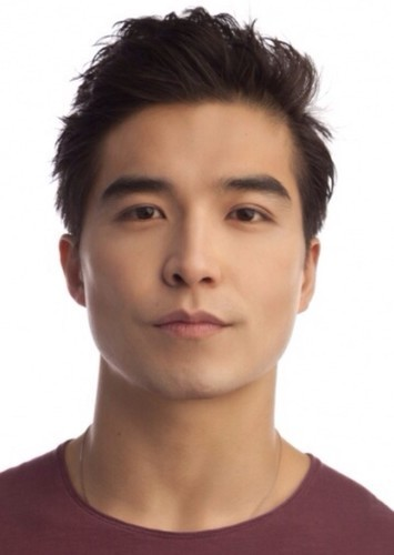 Ludi Lin as Liu Kang in Mortal Kombat