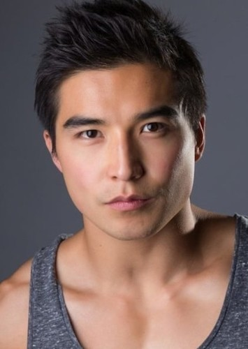 Ludi Lin as Zack Taylor in Power Rangers