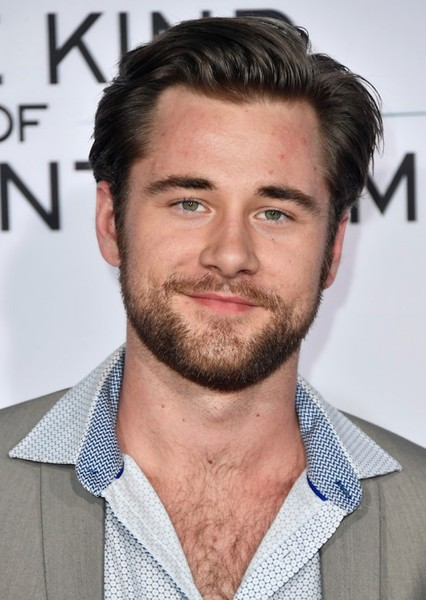 Luke Benward as Kristoff in Frozen