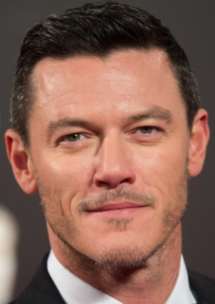 Luke Evans as Ser Proletius in Gloryhammer