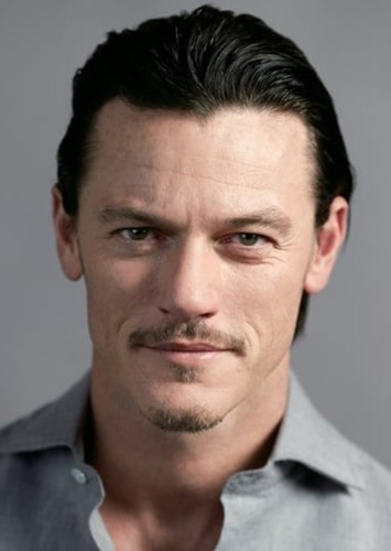 Luke Evans as Reeve Tuesti in Final Fantasy VII