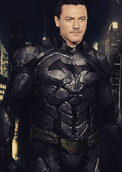 Luke Evans as Batman in The Batman