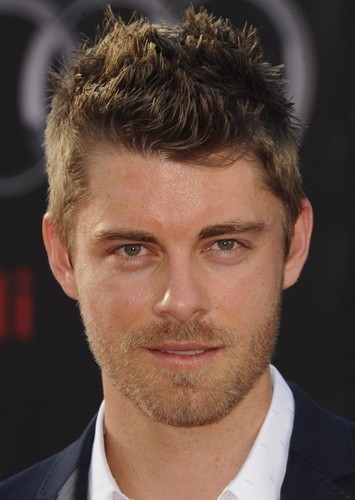 Luke Mitchell as Connor in Every Last Lie