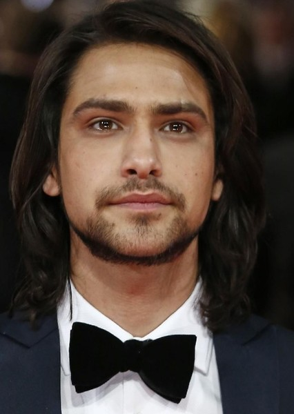 Luke Pasqualino as Dionysus in Olympia