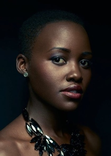 Lupita Nyong'o as Giuliana in Red Desert