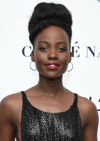 Lupita Nyong'o as Silvia in The Selection Series