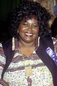 Mabel King as Black Mariah in 80's Heroes for Hire Movie