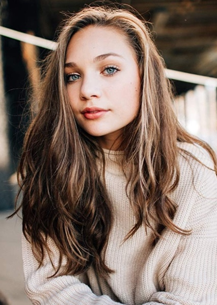 Maddie Ziegler as Yuka in A INUYASHA DECOLOGY(English Cast Version)