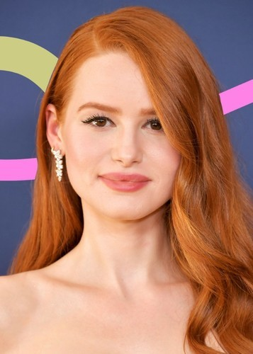 Madelaine Petsch as Pink Ranger in The Power Rangers (2023)