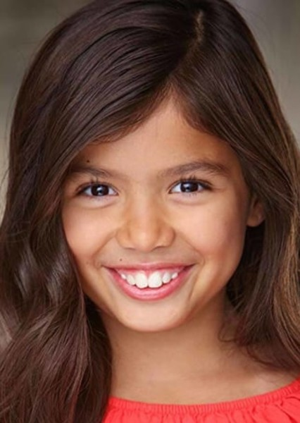 Madelyn Miranda as Creepy Connie in JESSIE (African American Version)