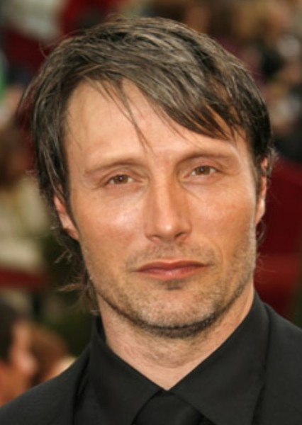 Mads Mikkelsen as Ferris O'Carrick in Ranger's Apprentice