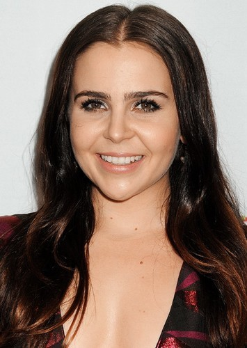 Mae Whitman as Velma in Scooby Apocalypse