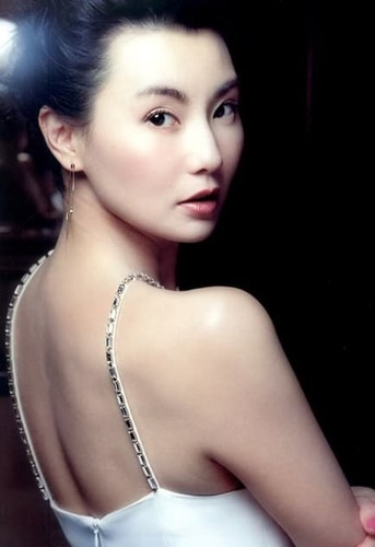 Maggie Cheung as Pear Blossom in The Good Earth