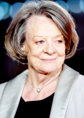 Maggie Smith as Miss Oddbod in Horrid Henry: The Movie (2016)