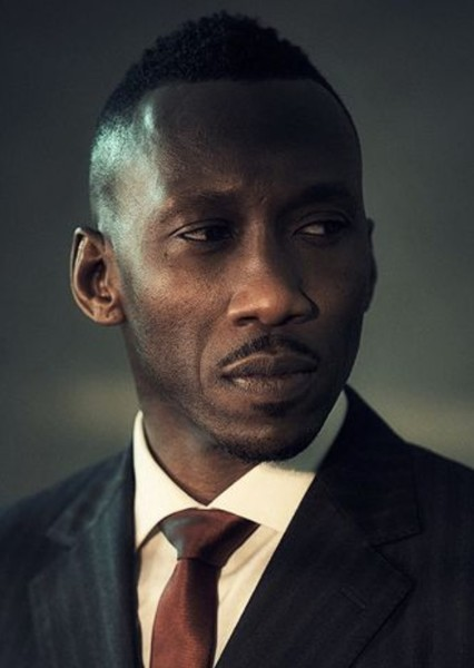 Mahershala Ali as Black (M) in Face Claims