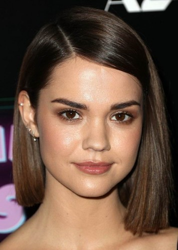 Maia Mitchell as Kitty Pryde in Spider-Man
