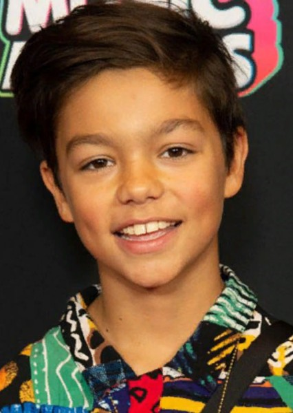 Malachi Barton as Andy in Power Rangers vs. The Wiggles