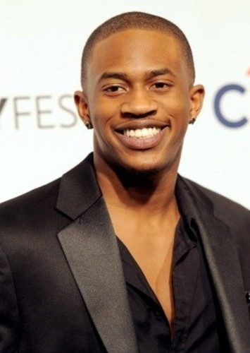 Malcolm David Kelley as Richard Street in The Temptations Biopic